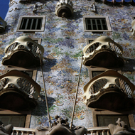 Antonio-Gaudi-Fassade