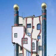 Hundertwasser-Keramik