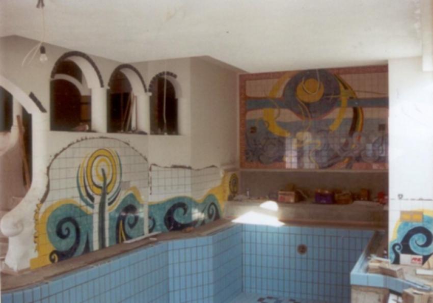 Dekorations Beispiele: Keramikmalerei