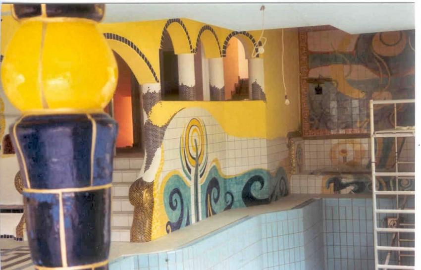 Dekorations Beispiele: Keramikgestaltung