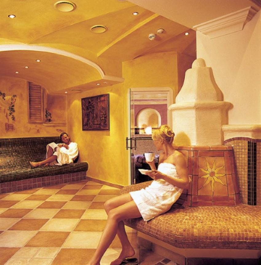 Dekorations Beispiele: Keramik Dekoration Bank