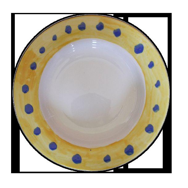 Teller: Bluepoint, Suppenteller