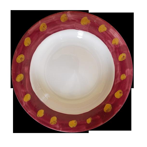 Teller: Yellowpoint, Suppenteller