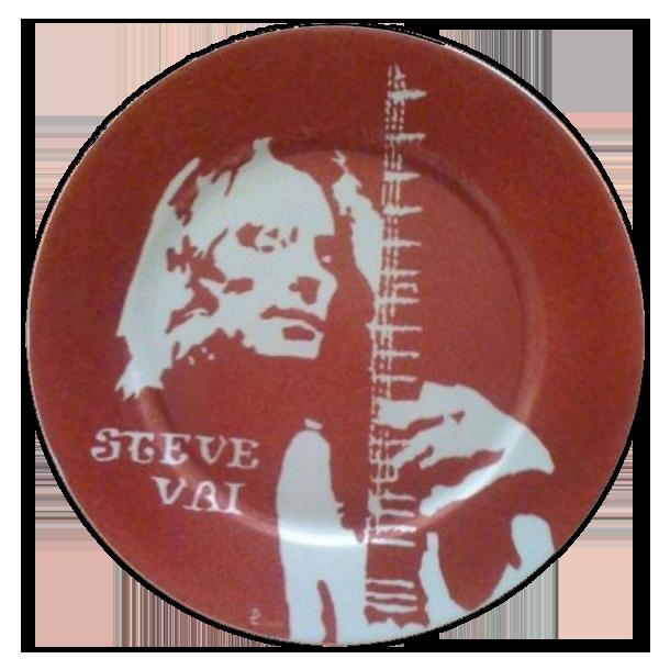 Teller: Steve Vai, Teller