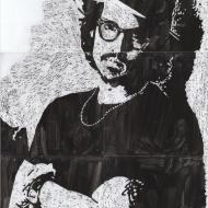 Fliesen: Johnny Depp