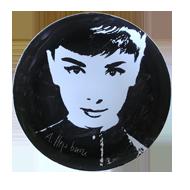 Teller: Audrey Hepburn