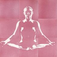 Fliesen: Yoga, rosa