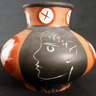 Picasso-Keramik-Rami